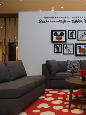 美克美家联手Ethan Allen丨迪士尼 上海尚嘉中心打造都市奇幻之家