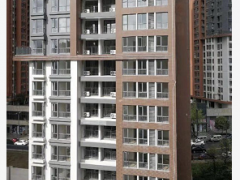 """贵阳人才公寓竖起2万平方米""""海尔空调墙"""""""