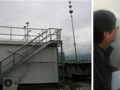 """1面""""海尔空调墙""""横跨14省 2000余台空调为环境监测站服役"""