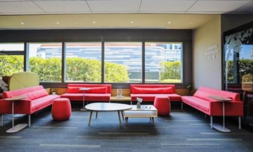 設計驅動未來|美時Lamex發布業界首個一體化聯動辦公方案